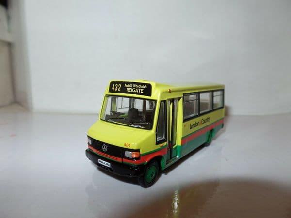 EFE 24811 Mercedes 709 MiniBus Bus London & Country 432 Reigate MIMB
